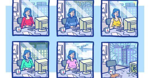 Por que pessoas de 30 e poucos anos odeiam seu trabalho?