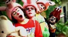 """""""Os Três Porquinhos"""" (divulgação)"""