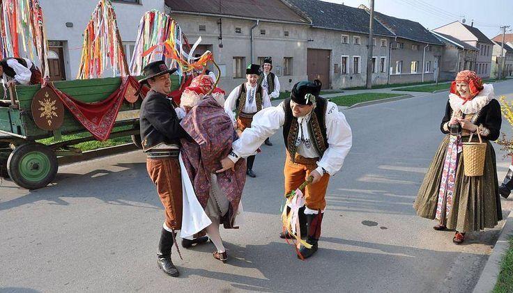 Celebrações da Páscoa na República Tcheca
