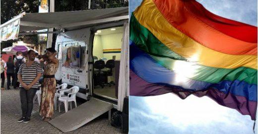 São Paulo terá mais quatro Unidades Móveis de Cidadania LGBT