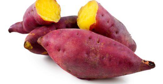 Batata-doce: alimento ajuda a emagrecer e faz bem à saúde