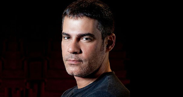 O ator Claudio Botelho