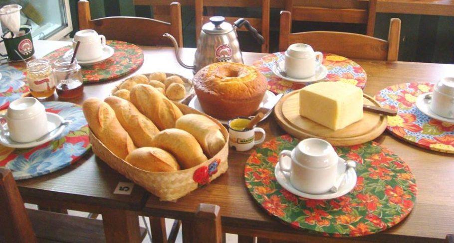 Cafeteria da Fazenda (reprodução/ Facebook)