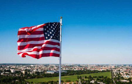 Bandeira norte-americana