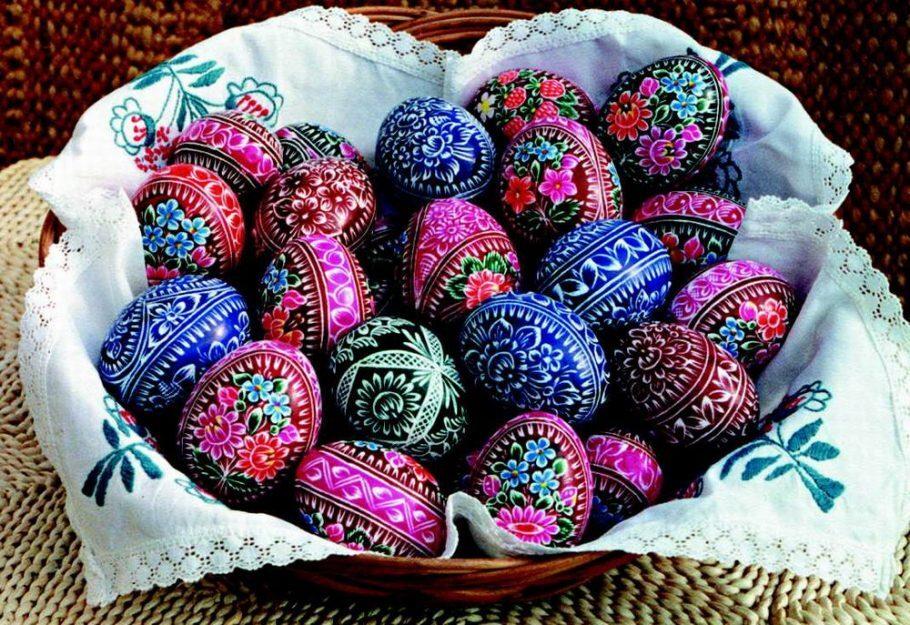 Ovos de Páscoa na República Tcheca