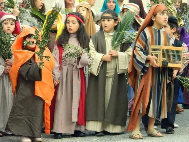 Celebração de Páscoa em Malta