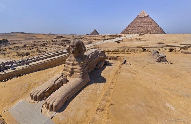 Pirâmides do Egito e Gizé (Título honorário)