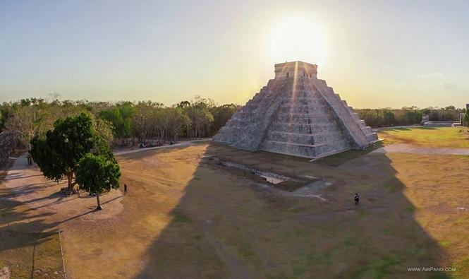 Pirâmides Maias (México)