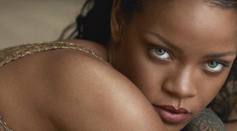 """""""O empoderamento feminino quebra limites"""", afirma Rihanna"""