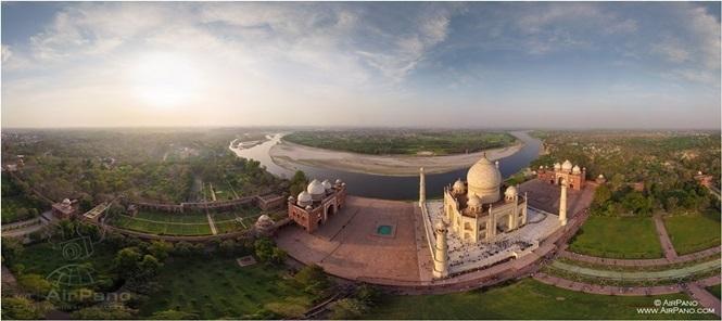 Taj Mahal (Índia)