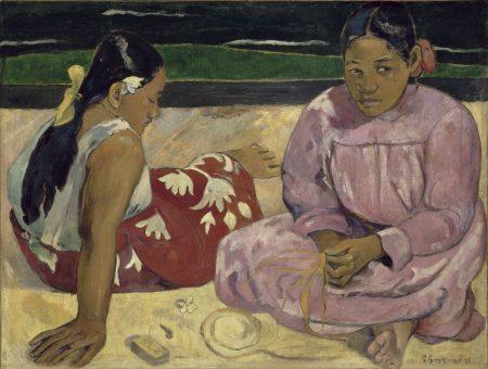 Paul Gauguin Femmes de Tahiti [Mulheres do Taiti] (© RMN-Grand Palais (musée d'Orsay))