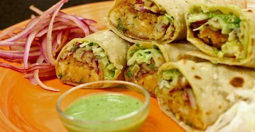 Comida indiana é atração de encontro em comunidade