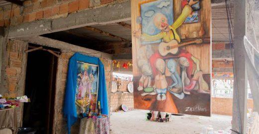Projeto seleciona interessados em fazer de sua laje um espaço cultural
