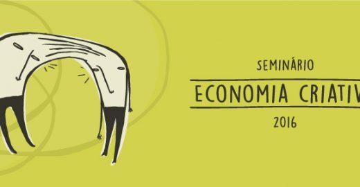 Seminário gratuito sobre Economia Criativa