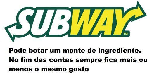 Slogans honestos para 14 marcas de fast-food