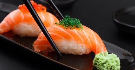 Técnicas básicas para quem quer se tornar sushiman