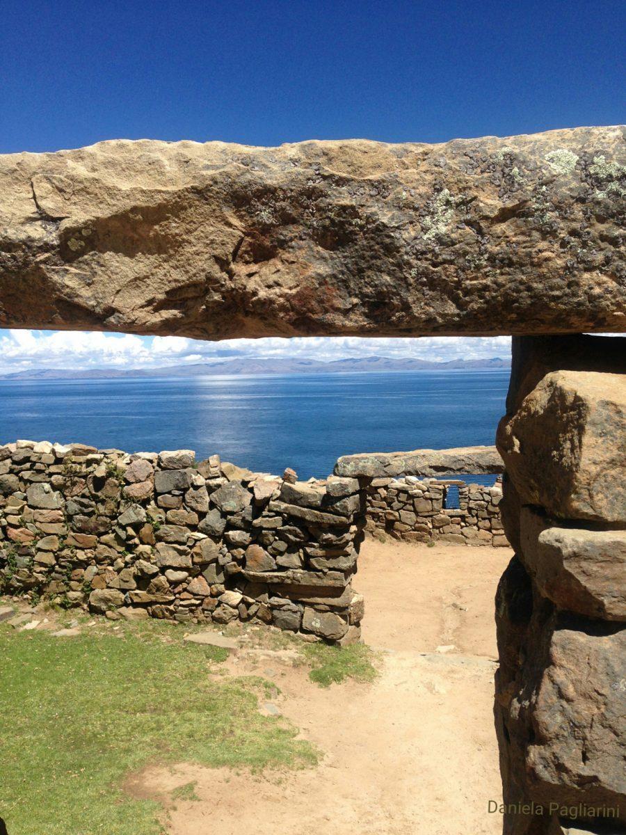 Lago Titicaca, na Bolívia
