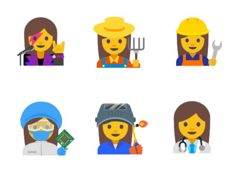 Novos emojis foram formalmente propostos para o Unicode Consortium.