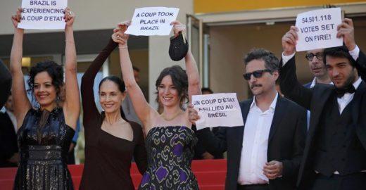 Internautas organizam boicote ao filme 'Aquarius', aplaudido em Cannes