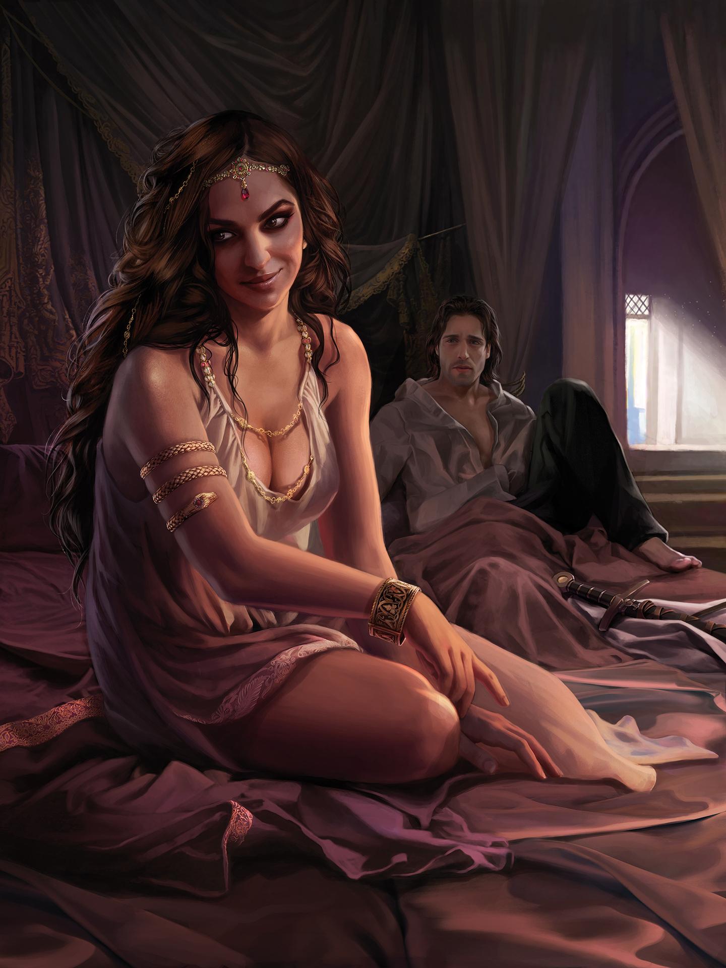 Novo capítulo acompanha a princessa Arianne Martell.