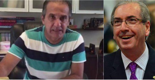 Em vídeo, Silas Malafaia se posiciona contra afastamento de Cunha pelo STF