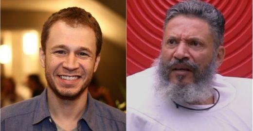 Tiago Leifert faz textão no Twitter sobre prisão do ex-BBB Laércio, acusado de estupro