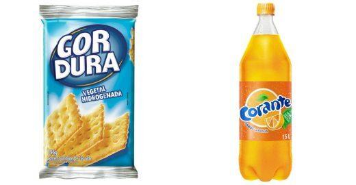 Embalagens Sinceras criticam qualidade nutricional dos alimentos