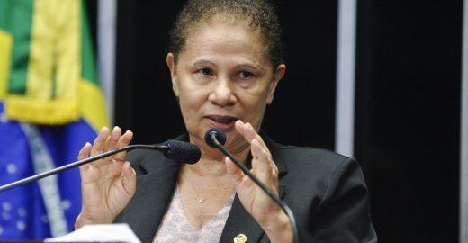 Senadora Regina Sousa vai processar Danilo Gentili por ofensa racista e misógina