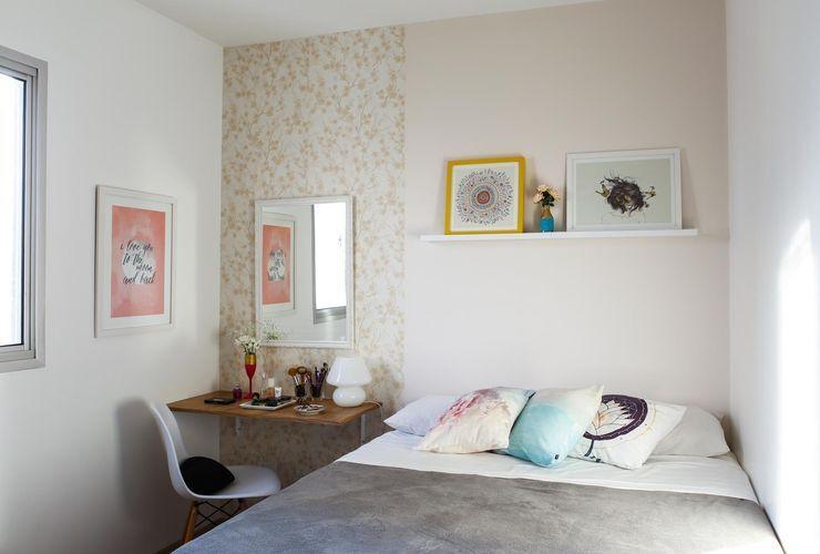 Monte seu quarto gastando pouco for Como decorar ambientes pequenos