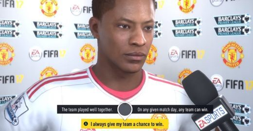 FIFA 17 vai ter modo história acompanhando jogador dentro e fora dos campos