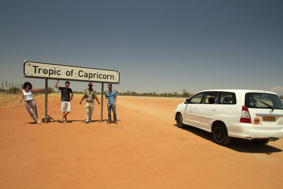 Road trip Namíbia