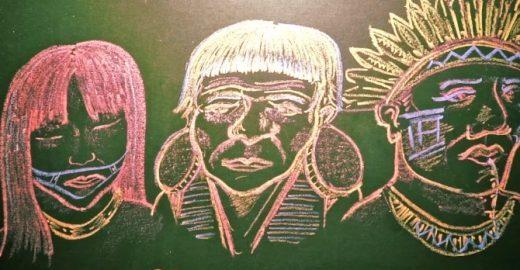A questão indígena em quatro minutos