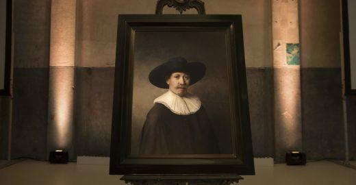 Tecnologia permite que computador crie obras de Rembrandt