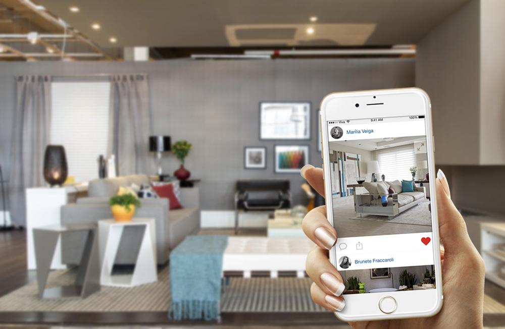 5 apps que ajudam a decorar a casa for App para decorar casas