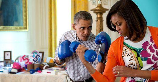 As melhores (e mais hilárias) fotos de Obama nos últimos 8 anos
