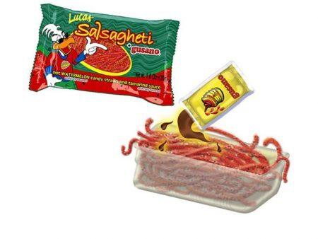 Para quem gosta de doces picantes