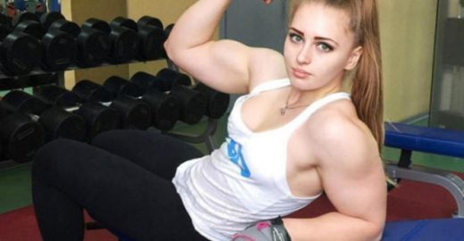 Fotos da Barbie Musculosa, antes da fama, chocaram a internet
