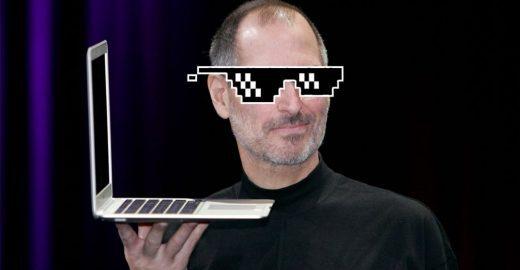 Conheça os segredos das apresentações de Steve Jobs
