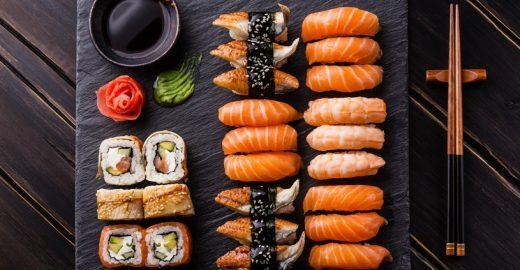Curso on-line e gratuito para quem quer se tornar sushiman