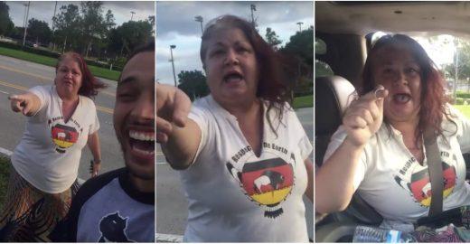 Vídeo de americana chamando brasileiros de terroristas ressurge