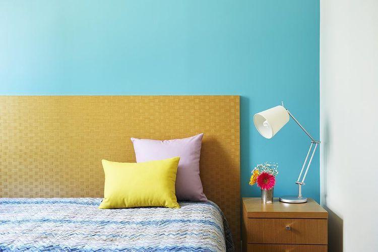 Guia pr tico como pintar sua casa em 7 passos - Simulador de pintura para paredes ...