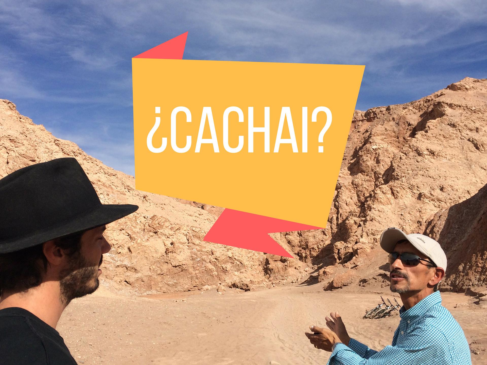 30 expressões para aprender antes de viajar ao Chile