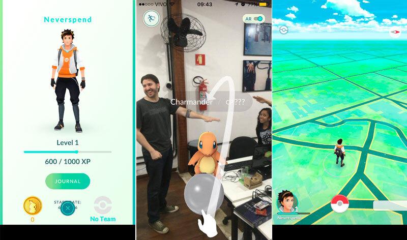 Assessoria da Niantic diz que Pokémon Go chega hoje ao Brasil