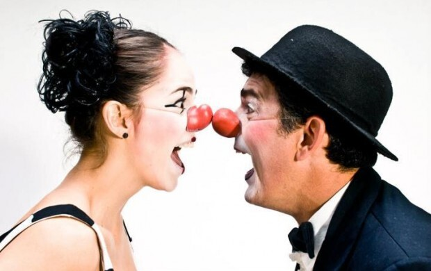 Espetáculo Chiquita e Cotonete, contemplado pelo Edital do ProAC de Circulação de Espetáculo de Circo