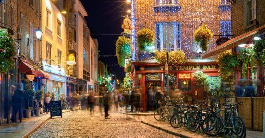 Conheça um pouquinho de Dublin, a capital da Irlanda
