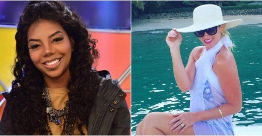 Ludmilla pede R$ 300 mil a Val Marchiori por injúria racial