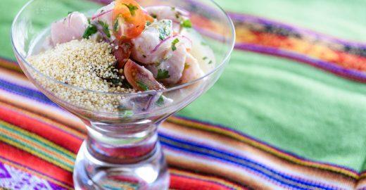 Chef Bel Coelho leva sabor peruano pra calçada do Clandestino