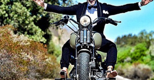 Homem de 50 anos bomba no Instagram pelo estilo e prazer de viver