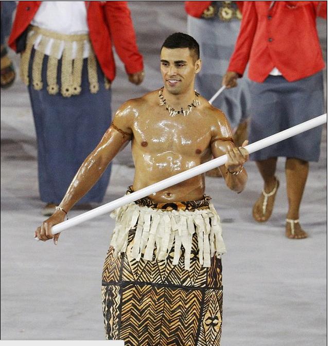 O homem que ensinou onde fica Tonga