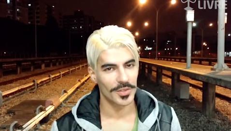 Vídeo mostra um pouco do que acontece no metrô na madrugada de SP